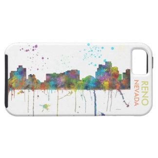 RENO, NEVADA SKYLINE iPhone SE/5/5s CASE
