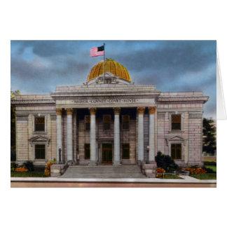 Reno Nevada Washoe County Courthouse Card