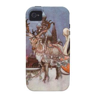 Reno notable Case-Mate iPhone 4 carcasa