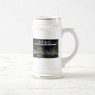 Reno, NV The Biggest Little City in the World Coffee Mug