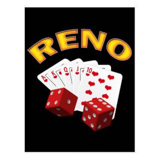RENO POSTCARD