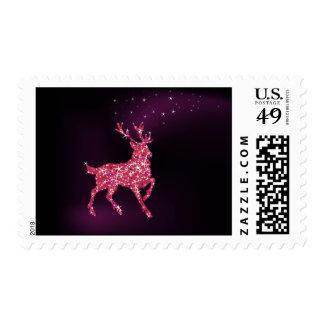 Reno rosado sello