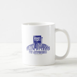 Reno Sparks My Attention Classic White Coffee Mug