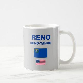 Reno-Tahoe* RNO Airport Code Mug
