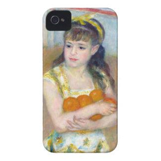 Renoir - acróbatas Case-Mate iPhone 4 cobertura