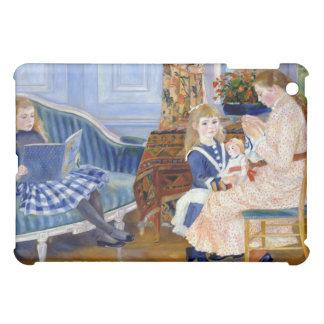 Renoir Afternoon at Wargemont iPad Mini Covers