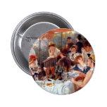 Renoir - alumerzo del fiesta del canotaje pin