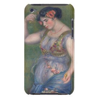 Renoir - baile del chica con las castañuelas iPod touch Case-Mate cárcasa