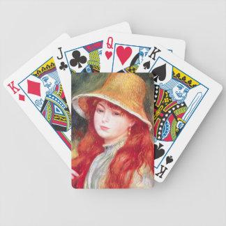 Renoir Bicycle Playing Cards
