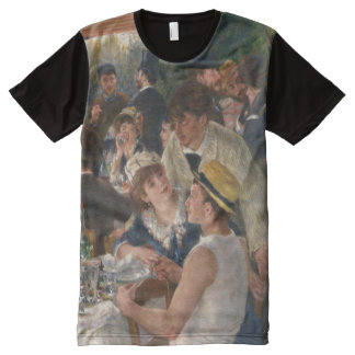 Renoir - Boating Party Lunch - 1881 All-Over Print T-shirt