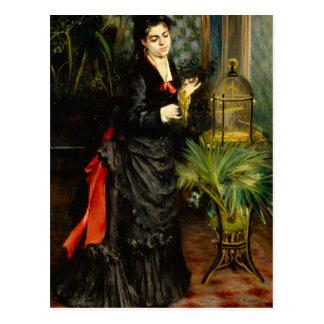 Renoir by Pierre Renoir Postcard
