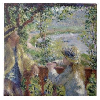 Renoir: By the Water, Ceramic Tile