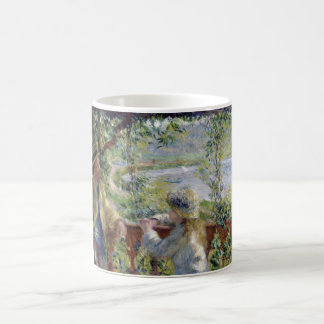 Renoir: By the Water, Coffee Mug