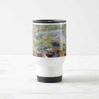 Renoir: By the Water, Travel Mug