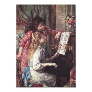 Renoir: Chicas en el piano
