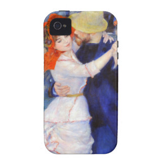 Renoir Dance at Bougival iPhone 4 Covers