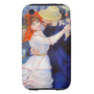 Renoir Dance at Bougival iPhone 3 Tough Covers