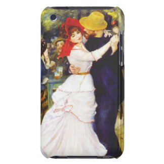 Renoir Dance at Bougival iPod Case Case-Mate iPod Touch Case