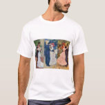 Renoir - Dance in the City, Country, and Bougival T-Shirt