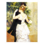 Renoir Dance in the City Invitations
