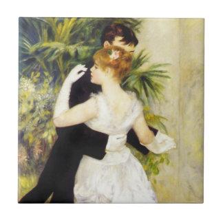 Renoir Dance in the City Tile