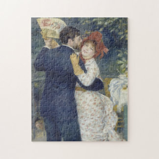 Renoir Dance in the Country Fine Art Puzzle