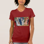 Renoir - danza en la ciudad, el país, y el camiseta
