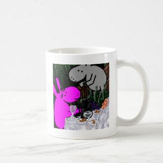 renoir donkeys coffee mug