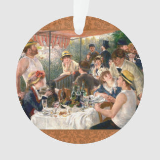 Renoir French Luncheon at the Boating Party