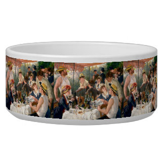 Renoir French Luncheon at the Boating Party Bowl