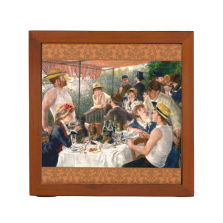 Renoir French Luncheon at the Boating Party Pencil/Pen Holder