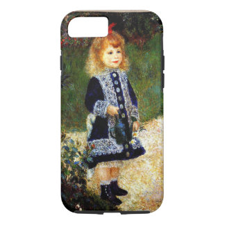 Renoir - Girl with a Watering Can iPhone 7 Case