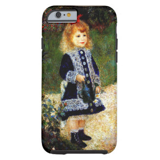 Renoir - Girl with a Watering Can Tough iPhone 6 Case