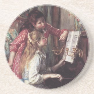 Pierre-Auguste Renoir: Girls at the Piano