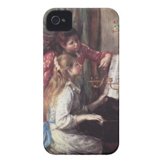 Renoir: Girls at the Piano iPhone 4 Case