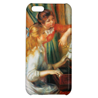 Renoir Girls at the Piano iPhone 5 Case