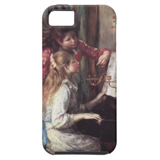 Renoir: Girls at the Piano iPhone SE/5/5s Case
