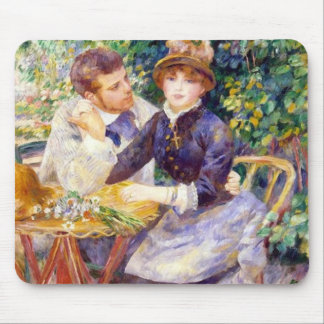 Renoir: In the Garden Mouse Pad