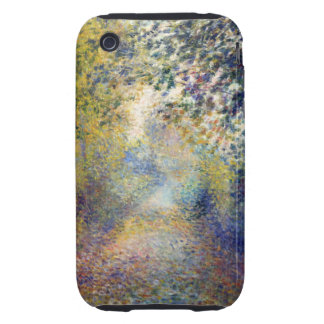 Renoir - In the Woods iPhone 3 Tough Cover