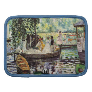 Renoir La Grenouillere artwork planner