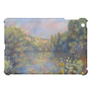 Renoir Lakeside Landscape iPad Mini Covers