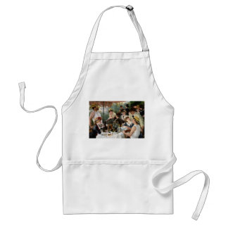 Renoir: Luncheon of the Boating Party Adult Apron