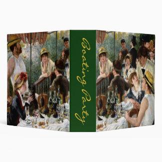 Renoir: Luncheon of the Boating Party Vinyl Binders
