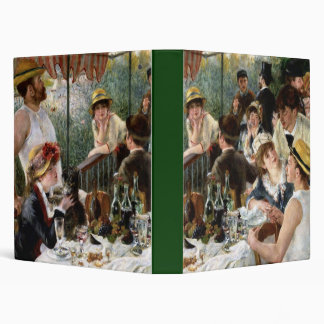 Renoir: Luncheon of the Boating Party Binder