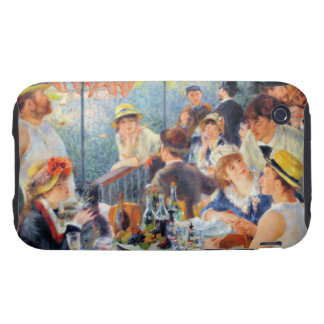 Renoir Luncheon of the Boating Party Tough iPhone 3 Cover