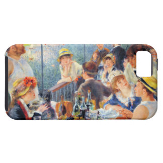 Renoir Luncheon of the Boating Party iPhone 5 Case