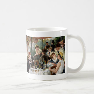 Renoir: Luncheon of the Boating Party Classic White Coffee Mug