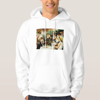 Renoir Luncheon of the Boating Party Hoodie