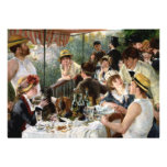 Renoir: Luncheon of the Boating Party Personalized Invitations