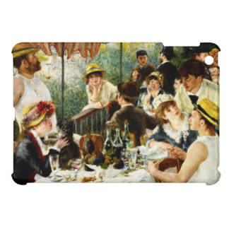 Renoir Luncheon of the Boating Party iPad Mini Case